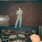Peter Lipsey Comedian